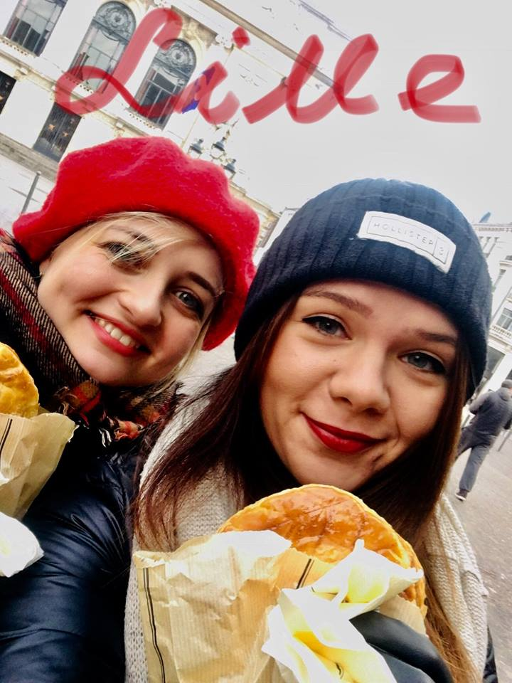 Mamy już zdjęcia z wycieczki do Lille!